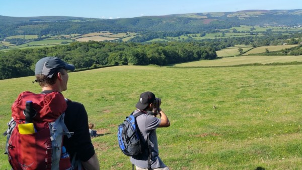 A Week At Holnicote House With HF Holidays - Walk Three - 7 Mile Linear Easy Walk to Dunster