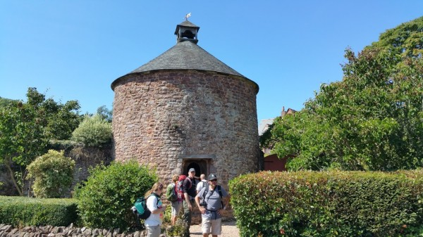 HF Holidays 7 Mile Linear Easy Walk to Dunster - Dovecote