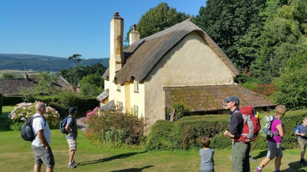 HF Holidays 7 Mile Linear Easy Walk to Dunster - Selworthy Green