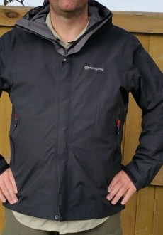 Sprayway - Men's Maxen GORE-TEX Jacket Review - Front