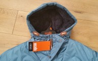 Vintage Over the Head Sherpa Jacket - Hood