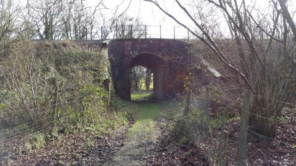 Walks And Walking - Brede Walk in East Sussex - Railway Tunnel