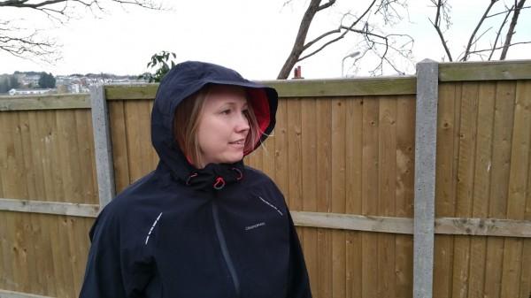 Craghoppers Ladies Olivia Pro Series Shell Waterproof Jacket