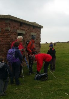 HF Holidays Guided Walk – Godshill Circular Walking Route - St Boniface Down