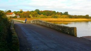 HF Holidays Self Guided Walk – Yarmouth Walking Route - Bridge Over The River Yar