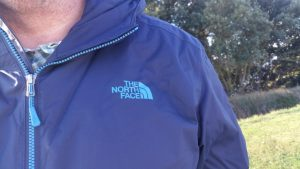 The North Face Mens Quest Insulated Jacket - Front